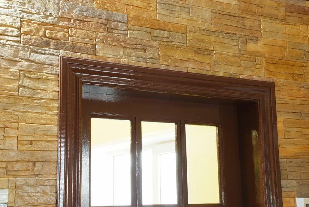 Ремонт и отделка помещений.Декоративный камень из гипса,создаёт хороший микроклимат в помещении.  Евгений.